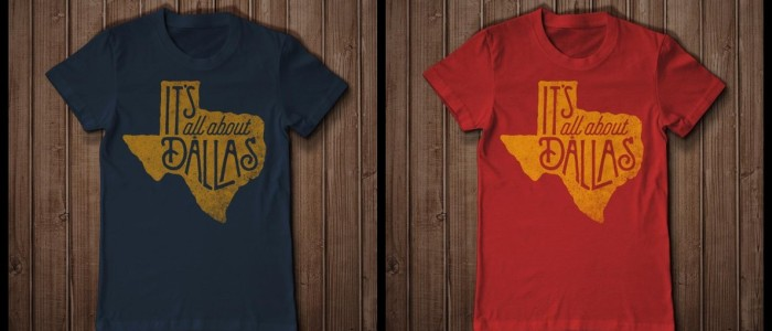 Dallas shirts